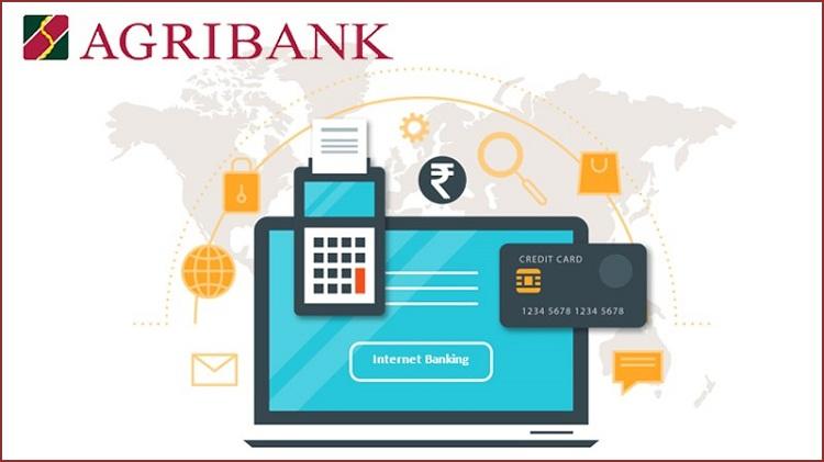 Chuyển tiền qua Agribank Internet banking