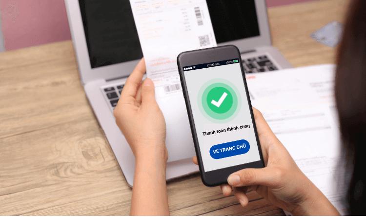 Xu hướng thanh toán điện nước online