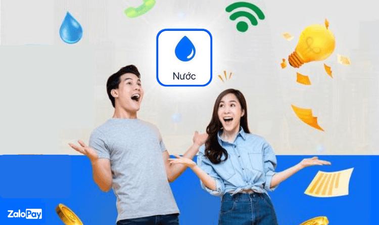 Hướng dẫn cách thanh toán tiền nước qua ZaloPay