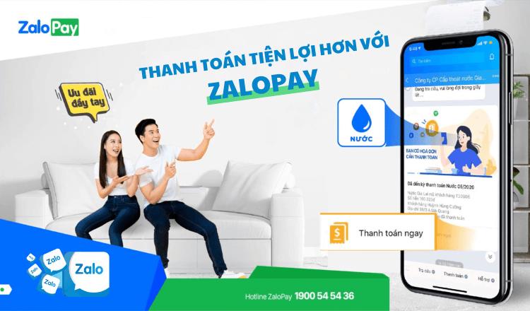 Lợi ích khi thanh toán tiền nước qua mạng internet