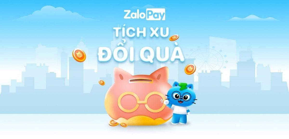 ZaloPay ra mắt chương trình tích xu đổi quà