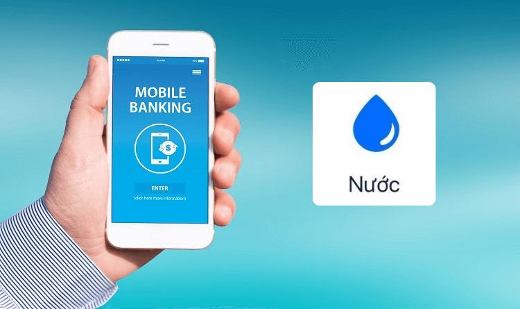 Thanh toán tiền nước bằng Mobile banking