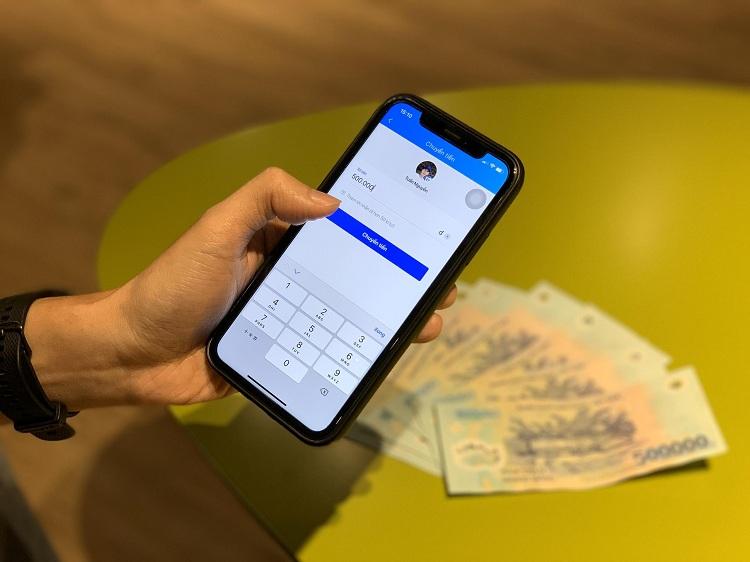 Ví điện tử chuyển tiền miễn phí ZaloPay có nhiều cách chuyển khác nhau